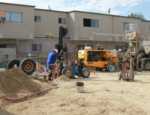 Compaction Grouting | Foundation Repair