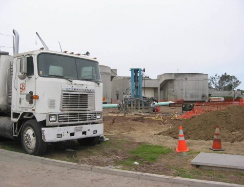 Compaction Grouting for Liquefaction Mitigation El Estero Wastewater Treatment Plant Santa Barbara California
