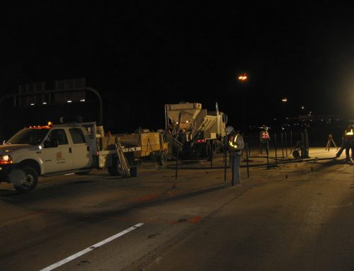 Compaction Grouting for Soils Densification and Lifting on Highway 805 San Diego CA