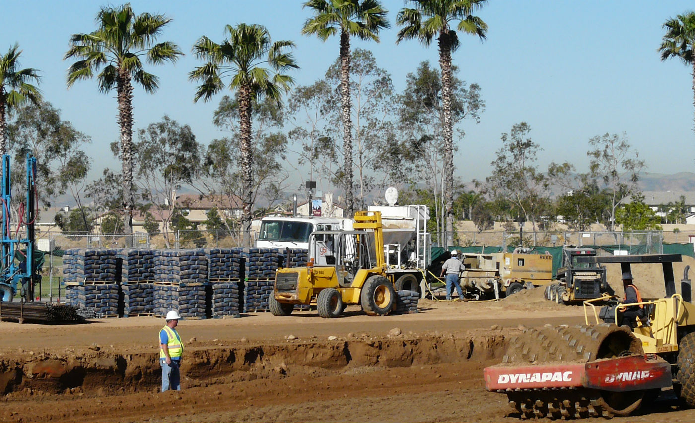 Geotechnical Stabilization Los Angeles Hollywood GSI