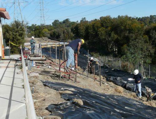 Slope and Building Stabilization Oceanside CA